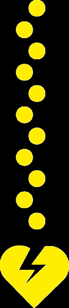somoscirculoamarillocorazon
