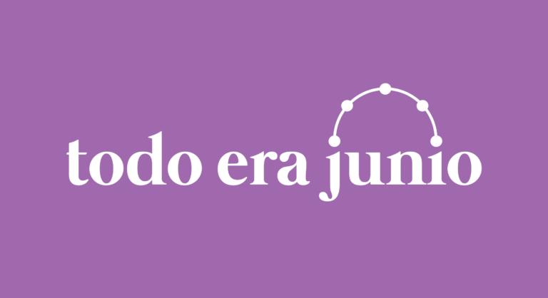 Colección -Todo era Junio - Eléctrico Romance