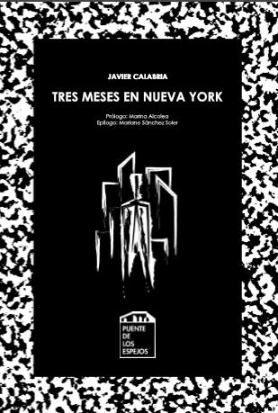 Tres meses en Nueva York - Portada